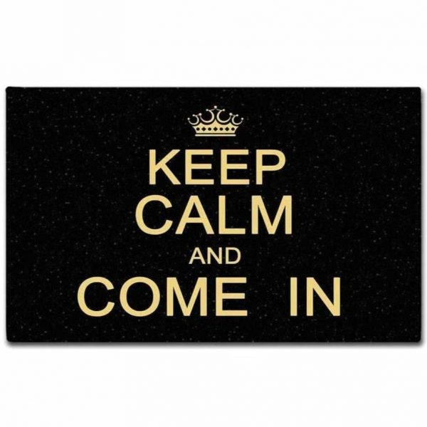 Paillasson Keep Calm And Come In